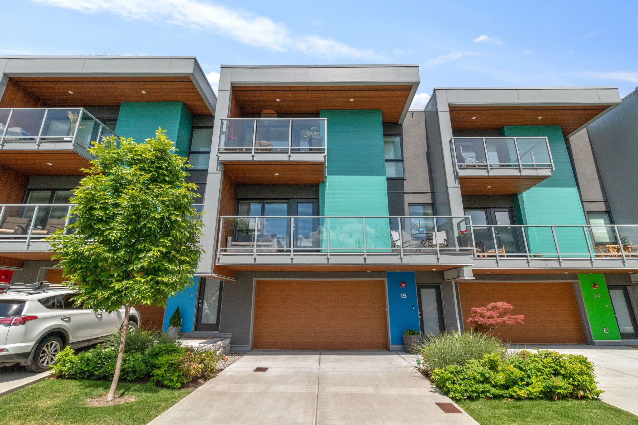 """Main Photo: 15 3596 SALAL Drive in North Vancouver: Roche Point Townhouse for sale in """"SEYMOUR VILLAGE PHASE 2"""" : MLS®# R2582925"""