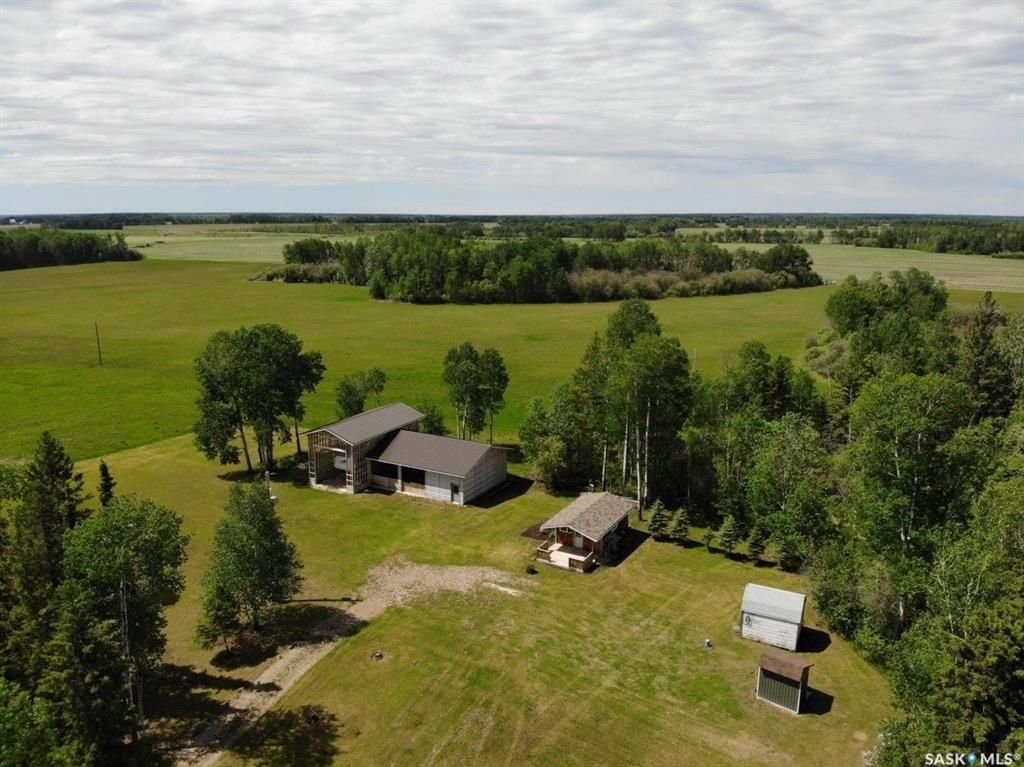 Main Photo: Recreation Acreage North in Hudson Bay: Residential for sale (Hudson Bay Rm No. 394)  : MLS®# SK813092
