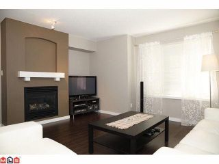"Photo 3: 44 6651 203RD Street in Langley: Willoughby Heights Townhouse for sale in ""SUNSCAPE"" : MLS®# F1009765"