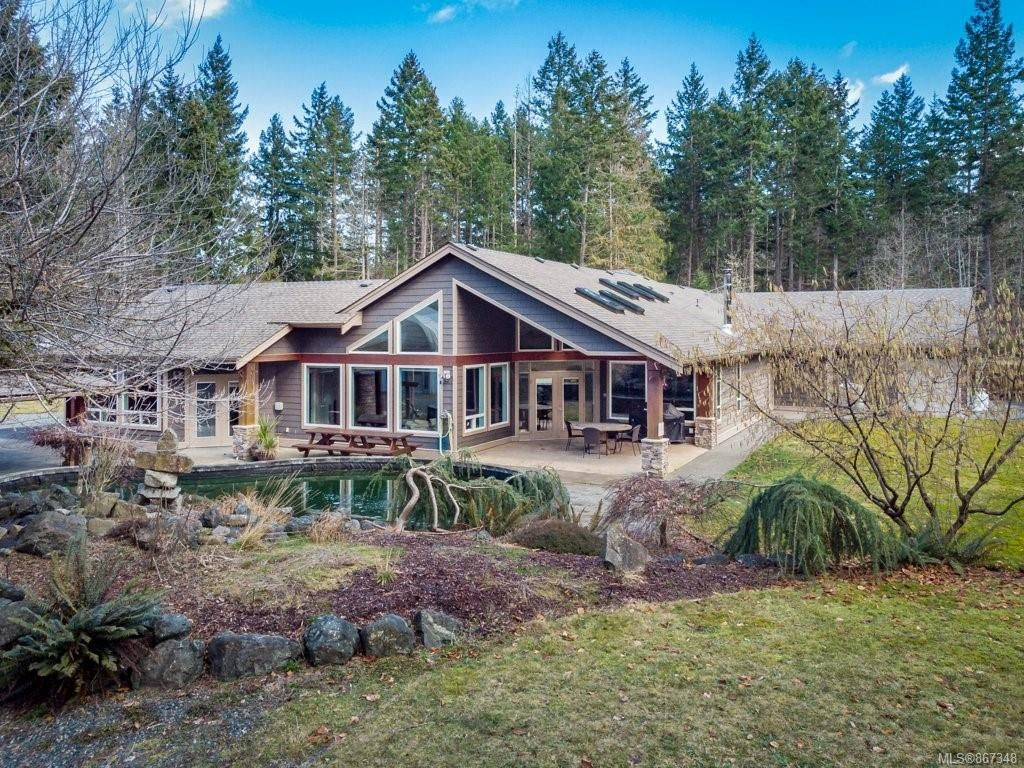 Main Photo: 1120 Matterson Rd in : PQ Errington/Coombs/Hilliers House for sale (Parksville/Qualicum)  : MLS®# 867348