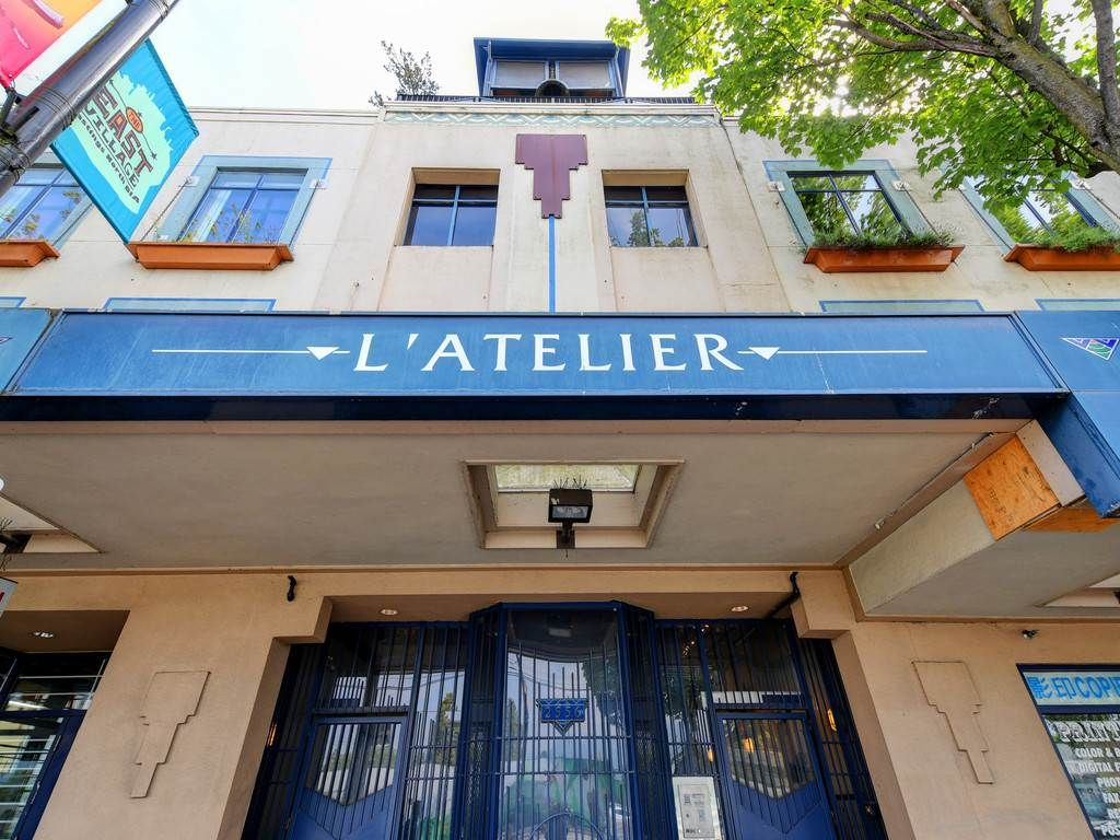 "Main Photo: 202 2556 E HASTINGS Street in Vancouver: Renfrew VE Condo for sale in ""L'ATELIER"" (Vancouver East)  : MLS®# R2374604"