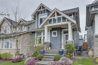 """Photo 1: 3379 PRINCETON Avenue in Coquitlam: Burke Mountain House for sale in """"Amberleigh"""" : MLS®# R2258248"""