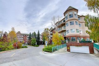 Main Photo: 120 200 Lincoln Way SW in Calgary: Lincoln Park Apartment for sale : MLS®# A1152565