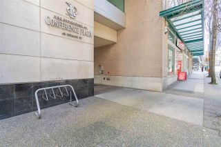 "Photo 34: 1003 438 SEYMOUR Street in Vancouver: Downtown VW Condo for sale in ""Conference Plaza"" (Vancouver West)  : MLS®# R2561448"