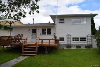 Photo 15: 6 Ascot Bay in Winnipeg: Charleswood Residential for sale (1G)  : MLS®# 1718526