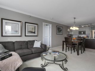 Photo 5: 208 2289 YUKON Crescent in Burnaby: Brentwood Park Condo for sale (Burnaby North)  : MLS®# R2123486
