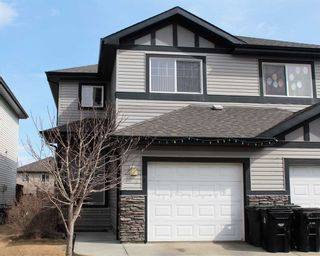 Photo 1: 49 HARTWICK Court: Spruce Grove House Half Duplex for sale : MLS®# E4236806