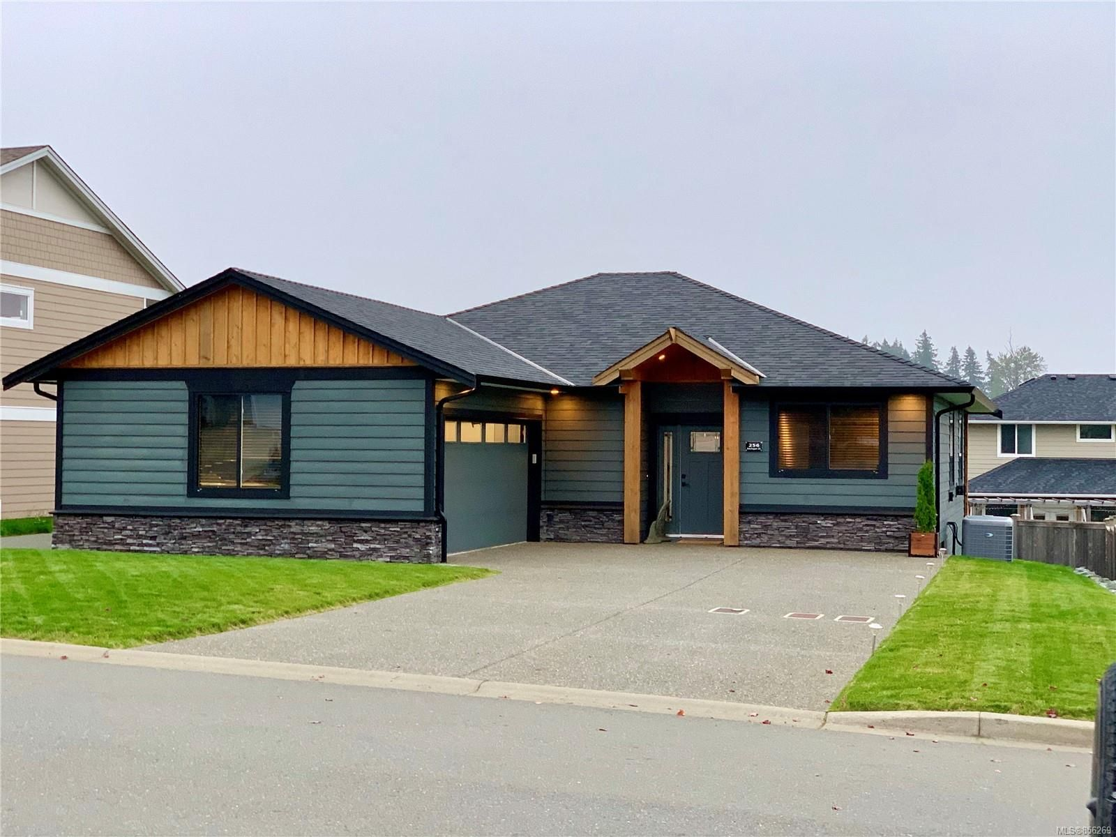 Main Photo: 256 Michigan Dr in : CR Willow Point House for sale (Campbell River)  : MLS®# 856269