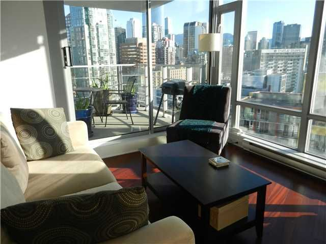 """Main Photo: 1806 1255 SEYMOUR Street in Vancouver: Downtown VW Condo for sale in """"ELAN"""" (Vancouver West)  : MLS®# V1056105"""