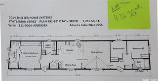 Photo 17: 472 32nd Street in Battleford: Residential for sale : MLS®# SK866712