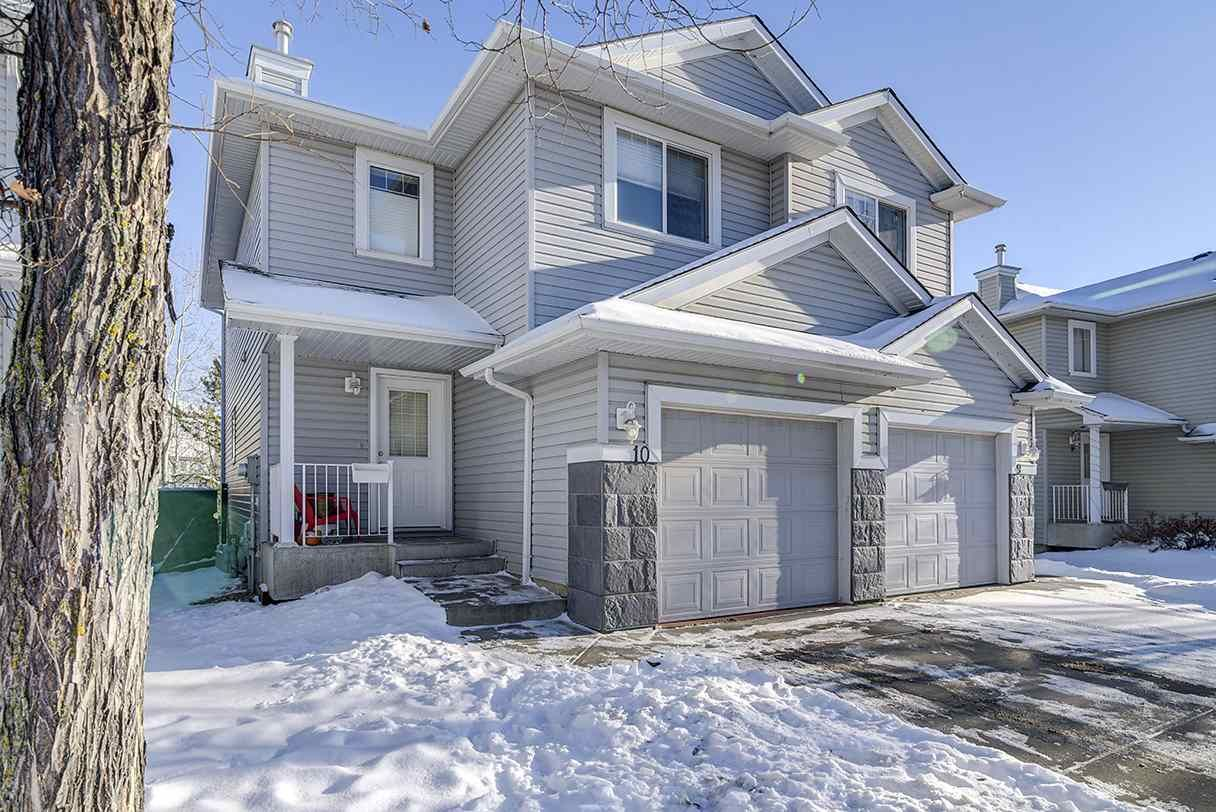 Main Photo: 10 2021 GRANTHAM Court in Edmonton: Zone 58 House Half Duplex for sale : MLS®# E4221040