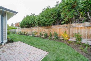 "Photo 33: 4 9219 WILLIAMS Road in Richmond: Saunders Townhouse for sale in ""WILLIAMS & PARK"" : MLS®# R2484172"