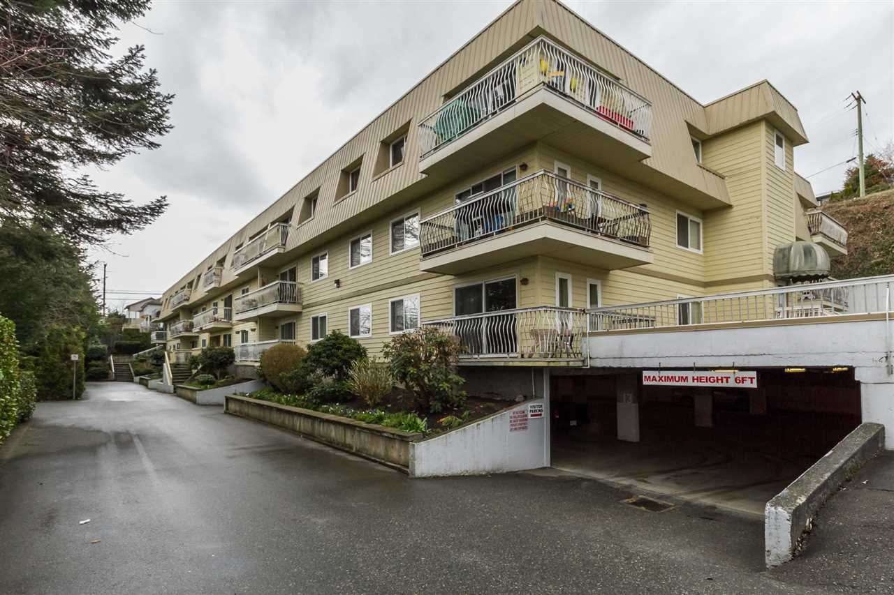 """Main Photo: 336 7436 STAVE LAKE Street in Mission: Mission BC Condo for sale in """"GLENKIRK COURT"""" : MLS®# R2148793"""