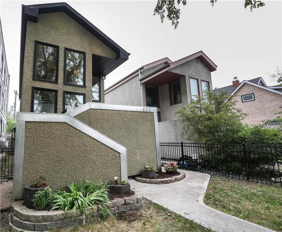 Main Photo: 633 Mulvey Avenue in Winnipeg: Crescentwood Residential for sale (1B)  : MLS®# 202118060