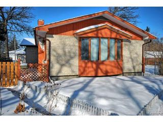 Photo 1: 772 Brazier Street in WINNIPEG: East Kildonan Residential for sale (North East Winnipeg)  : MLS®# 1503863