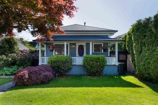 Photo 1: 416 OAK Street in New Westminster: Queens Park House for sale : MLS®# R2583131