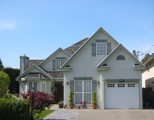 """Main Photo: 9380 PINEWELL Crescent in Richmond: Saunders House for sale in """"SAUNDERS"""" : MLS®# V788702"""