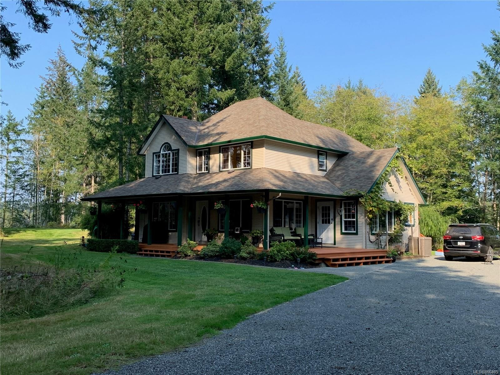 Main Photo: 7006 Sprout Rd in : CV Courtenay North House for sale (Comox Valley)  : MLS®# 866485