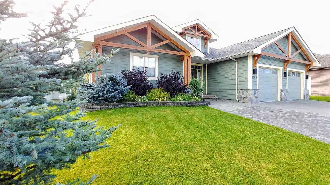 """Main Photo: 2402 MCTAVISH Road in Prince George: Aberdeen PG House for sale in """"ABERDEEN"""" (PG City North (Zone 73))  : MLS®# R2433869"""