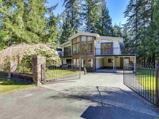 Main Photo: 4772 HOSKINS Road in North Vancouver: Lynn Valley House for sale : MLS®# R2563804