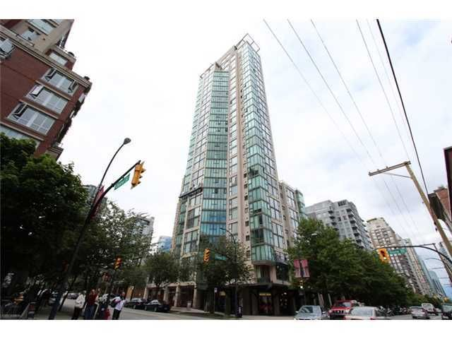Main Photo: # 306 1155 HOMER ST in Vancouver: Yaletown Condo for sale (Vancouver West)  : MLS®# V1024514
