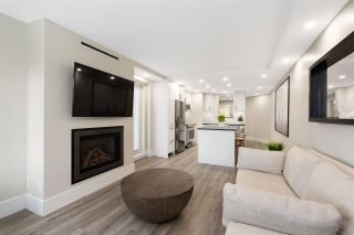 """Photo 11: 205 2428 W 1ST Avenue in Vancouver: Kitsilano Condo for sale in """"NOBLE HOUSE"""" (Vancouver West)  : MLS®# R2591111"""