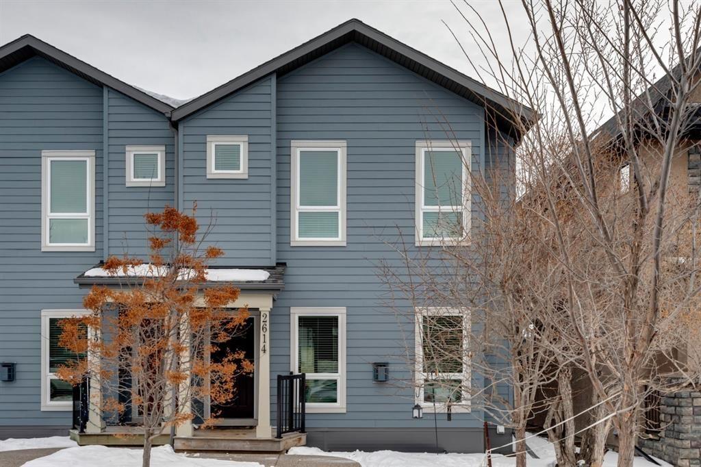 Main Photo: 2614 32 Street SW in Calgary: Killarney/Glengarry Semi Detached for sale : MLS®# A1058294