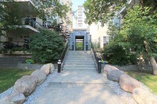 Photo 1: 101 9828 112 Street NW in Edmonton: Zone 12 Condo for sale : MLS®# E4223715