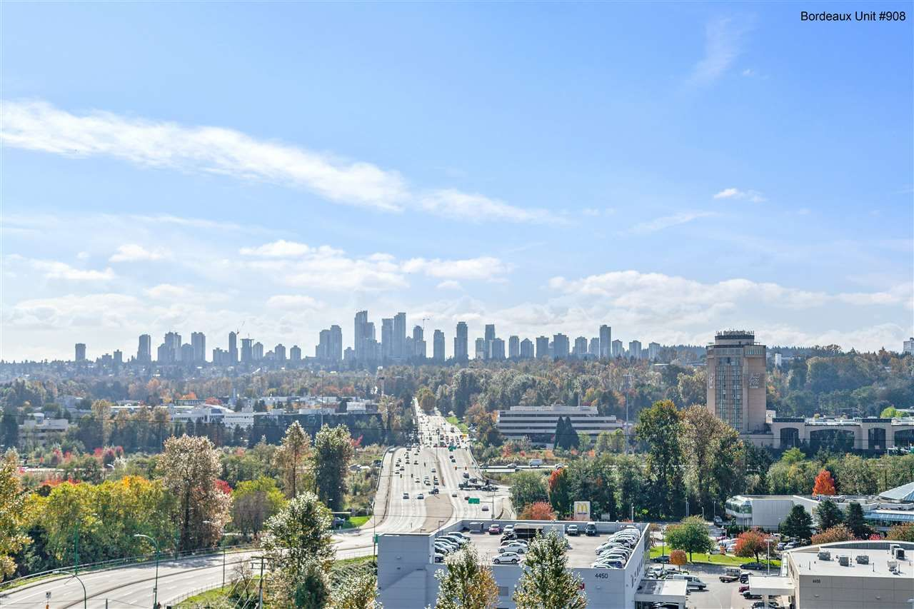 """Main Photo: 1208 4488 JUNEAU Street in Burnaby: Brentwood Park Condo for sale in """"Bordeaux"""" (Burnaby North)  : MLS®# R2532272"""