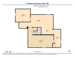 Photo 27: 12 Adamic Crescent: Leduc House for sale : MLS®# E4234819