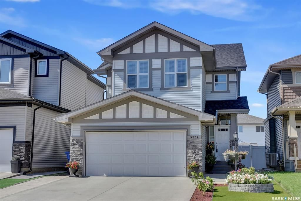 Main Photo: 3334 GREEN LILY Road in Regina: Greens on Gardiner Residential for sale : MLS®# SK869759