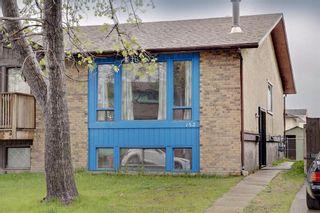 Main Photo: 152 Castlebrook Rise NE in Calgary: Castleridge Semi Detached for sale : MLS®# A1128944