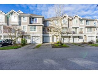 """Photo 1: 32 20890 57 Avenue in Langley: Langley City Townhouse for sale in """"Aspen Gables"""" : MLS®# R2541787"""