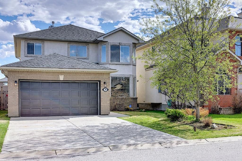 Main Photo: 29 West Cedar Point SW in Calgary: West Springs Detached for sale : MLS®# A1131789