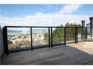 """Photo 18: 1337 W 8TH Avenue in Vancouver: Fairview VW Townhouse for sale in """"FAIRVIEW VILLAGE"""" (Vancouver West)  : MLS®# V1114051"""