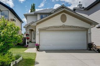 Photo 1: 445 Bridlewood Court SW in Calgary: Bridlewood Detached for sale : MLS®# A1121282