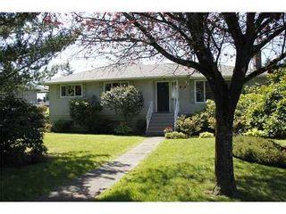 Photo 1: 6388 GRANT Street: Parkcrest Home for sale ()  : MLS®# V898321