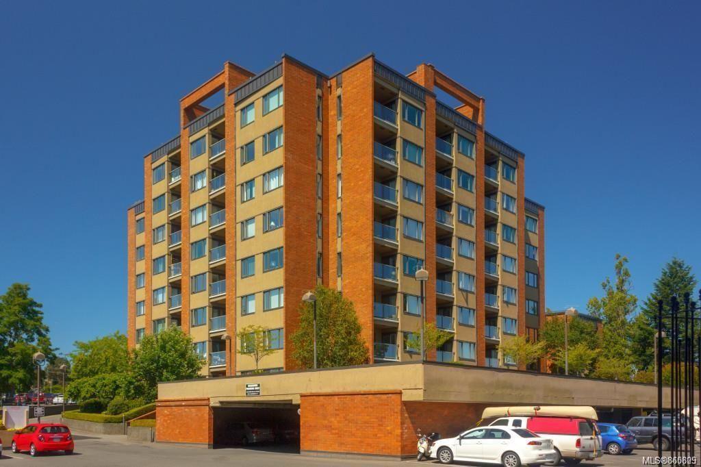 Main Photo: 609 103 E Gorge Rd in : Vi Burnside Condo for sale (Victoria)  : MLS®# 860809