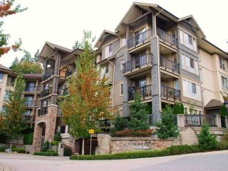 Photo 1: 114 2969 WHISPER Way in Coquitlam: Westwood Plateau Condo for sale : MLS®# V926193