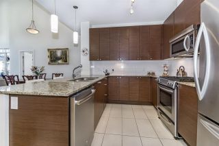 Photo 10: 408 201 MORRISSEY ROAD in Port Moody: Port Moody Centre Condo for sale : MLS®# R2184649