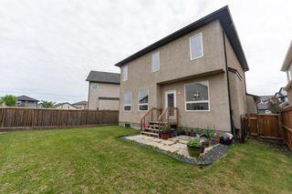 Photo 39: 202 Moonbeam Way in Winnipeg: Sage Creek Residential for sale (2K)  : MLS®# 202114839