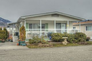 Main Photo: 69 98 E Okanagan Ave in Penticton: Central Manufactured for sale : MLS®# 141780