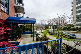 """Photo 42: 102 1725 BALSAM Street in Vancouver: Kitsilano Condo for sale in """"BALSAM HOUSE"""" (Vancouver West)  : MLS®# R2031325"""