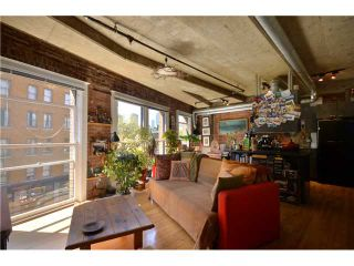 """Photo 1: 404 27 ALEXANDER Street in Vancouver: Downtown VE Condo for sale in """"THE ALEXIS AND ALEXANDER"""" (Vancouver East)  : MLS®# V955790"""