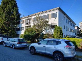 """Photo 1: 1215 W 13TH Avenue in Vancouver: Fairview VW Multi-Family Commercial for sale in """"Aldera Apartments"""" (Vancouver West)  : MLS®# C8035397"""
