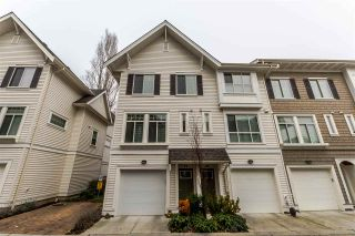 """Photo 2: 16 1708 KING GEORGE Boulevard in Surrey: King George Corridor Townhouse for sale in """"George"""" (South Surrey White Rock)  : MLS®# R2229813"""