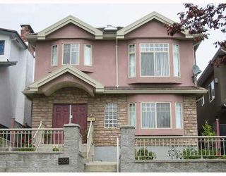 Photo 1: 2623 E 7TH Ave in Vancouver: Renfrew VE House for sale (Vancouver East)  : MLS®# V649455