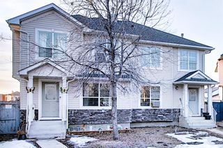 Photo 1: 85 Tarington Landing NE in Calgary: Taradale Semi Detached for sale : MLS®# A1079006