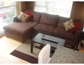 """Photo 3: 508 1199 SEYMOUR Street in Vancouver: Downtown VW Condo for sale in """"BRAVA"""" (Vancouver West)  : MLS®# V748495"""