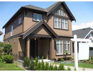 Photo 1: 3159 W KING EDWARD AV in Vancouver: House for sale : MLS®# V844153